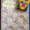 January Literature & The Arts Cultural Series: Coffee and Coloring